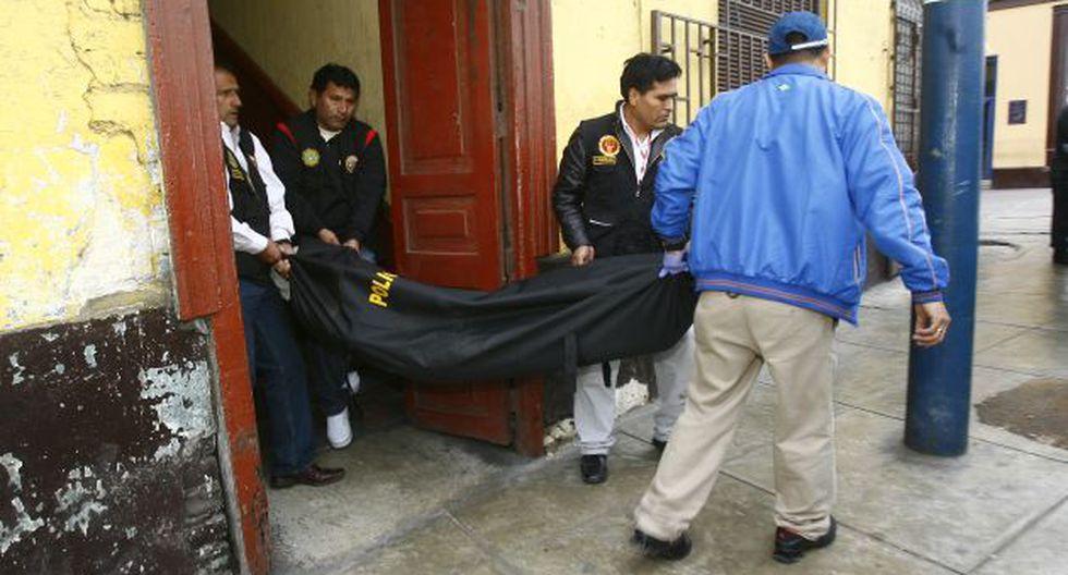 El crimen ocurrió en hostal Rossi. (USI/Referencial)
