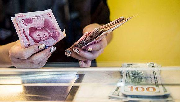 """""""El Banco Popular de China (su banco central) la viene probando en plena pandemia en cuatro ciudades importantes y será usada como moneda oficial en las Olimpiadas de Beijing 2022"""".(Foto: Getty Images)"""