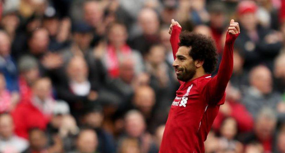 Firmino y Salah decretan el triunfo parcial de Liverpool sobre Estrella Roja. (Foto: Reuters)