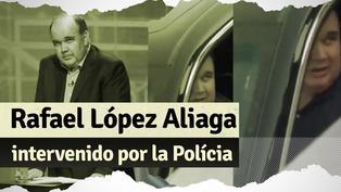 Rafael López Aliaga: así fue su intervención por invadir la vía exclusiva del Metropolitano