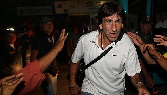 'Costitas' estaría por Lima para ver la final entre Alianza y Aurich. (USI)