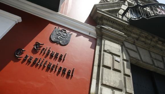 Tribunal Constitucional verá con prioridad recurso contra traslado de terroristas. (Mario Zapata)