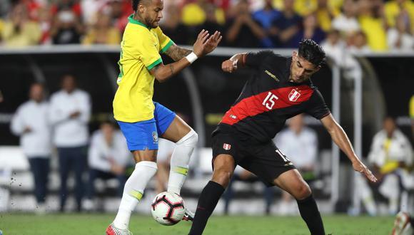 Peru Vs Brasil En Vivo En Directo Online Ver Eliminatorias Qatar 2022 En Movistar Deportes Y Latina Television Nczd Deportes Peru21
