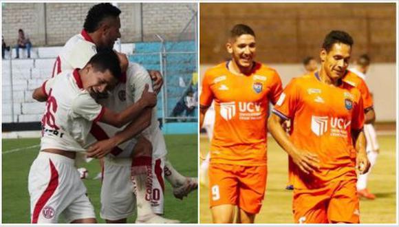 UTC vs. César Vallejo chocan por la fecha 10 del Torneo Apertura. (Foto: UTC / César Vallejo)