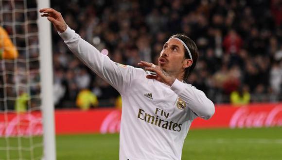 Sergio Ramos es jugador de Real Madrid desde la temporada 2005-06. (Foto: AFP)