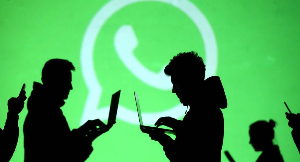 Logotipo de WhatsApp. (Foto: Reuters)