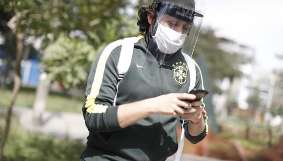 El gobierno impondrá uso de protector facial a los ciudadanos (Foto: Cesar Campos/GEC)