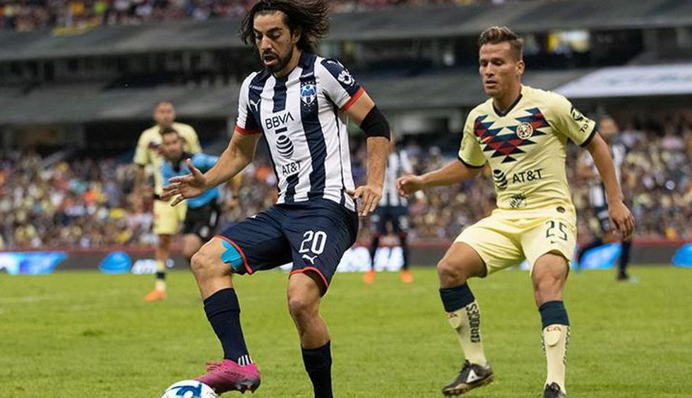 Los 10 jugadores más caros que veremos en la final del Torneo Apertura 2019 de Liga MX. (Foto: Monterrey)