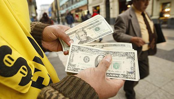 Este tipo de intervenciones buscan evitar cambios bruscos en la cotización del tipo de cambio. (USI)