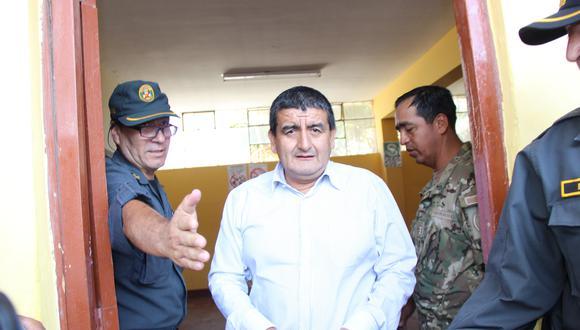 Humberto Acuña está en la mira de la justicia por una sentencia por cohecho activo y una investigación por el caso Odebrecht (GEC).