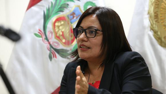 Fiscal pide que se impongan 18 meses de prisión preventiva contra la ex primera dama. (GEC).
