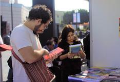 """Organizan cuarta feria metropolitana del libro """"Lima Lee"""" en el Parque de la Exposición"""