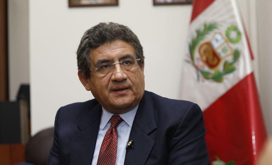 El congresista Juan Sheput aseguró que no existe ninguna confrontación entre el Ejecutivo y el Legislativo en esta etapa del gobierno. (Foto: GEC)