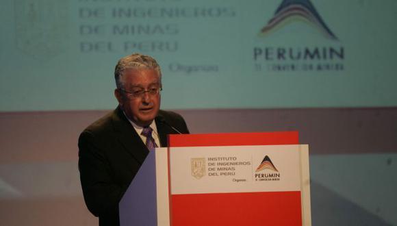 AVANCE. En Convención Perumin destacan diálogo con población. (Heiner Aparicio)