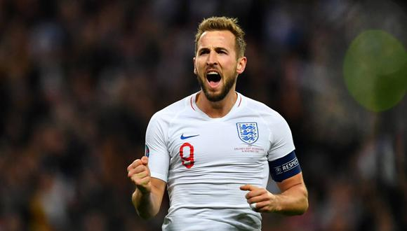 Inglaterra vs. Kosovo se enfrentan en la clasificatoria a la Eurocopa 2020. (Foto: Reuters)