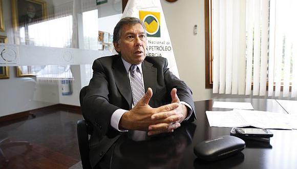 """""""Nadie quiere autorizar un proyecto  por temor a ser juzgado en el tiempo"""", dijo Martínez. (USI)"""