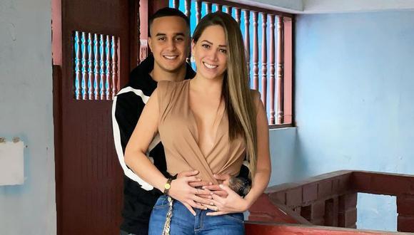 Melissa Klug y Jesús Barco cumplen su primer año de relación en el mes de septiembre. (Foto: @melissaklug)