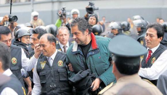 Martín Belaunde Lossio fue asesor de Ollanta Humala y ahora se encuentra detenido.  (Luis Gonzales)
