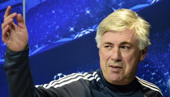 Carlo Ancelotti dejará el Real Madrid luego de no conseguir ningún título esta temporada. (AFP)