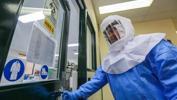 De las 517 muestras que se hicieron en la región Arequipa, 422 fueron descartadas del Covid-19, pero aun se espera conocer los resultados de 74 pruebas realizadas en los últimos días. (GEC)