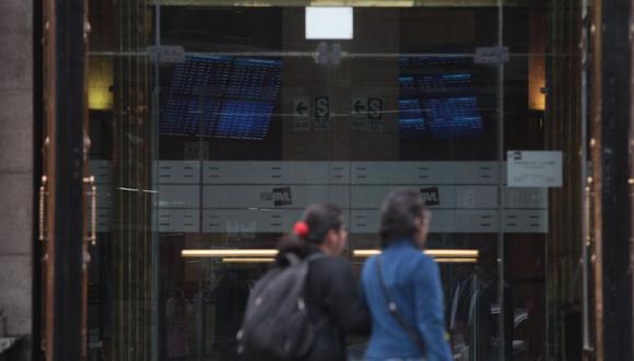 El sector minero lideraba las ganancias con un avance de 1.23%. (Foto: GEC)