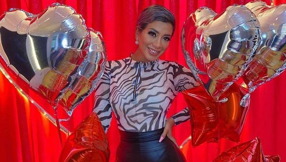 Paula Arias recibió críticas en redes sociales luego de retomar su romance con Eduardo Rabanal, quien fue 'ampayado' en situaciones cariñosas con su expareja. (Foto: @paulatentacion24)
