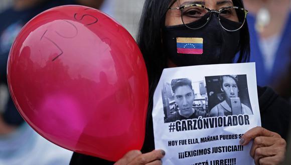 La Sala I de la Cámara del Crimen de Argentina ordenó este jueves la detención de Irineo Garzón, acusado de violar a una joven de 18 años. (Foto: ALEJANDRO PAGNI / AFP)