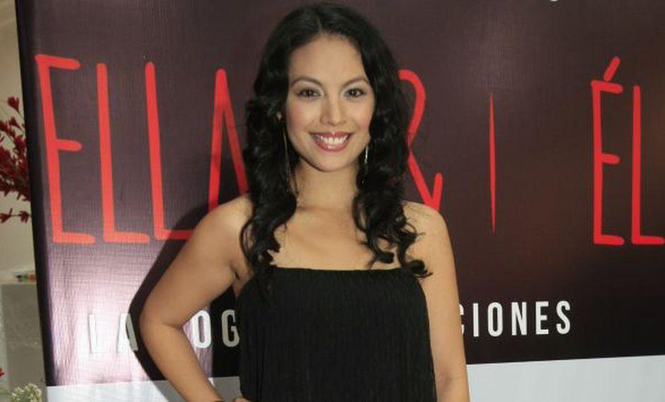 Cindy Díaz habló sobre su participación en 'Al fondo hay sitio'. (USI)