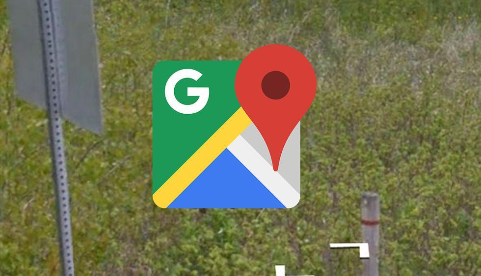 El tierno descubrimiento que fue difuminado por Street View. (Foto: Google Maps)