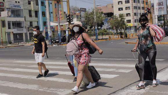 En Lima Oeste, la temperatura máxima llegaría a 26°C, mientras que la mínima sería de 19°C. (Foto: Leandro Britto/GEC)