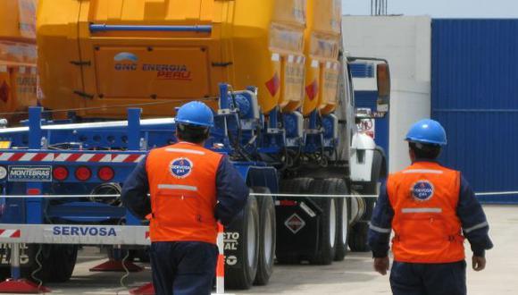 El GNC llegará en camiones. (USI)