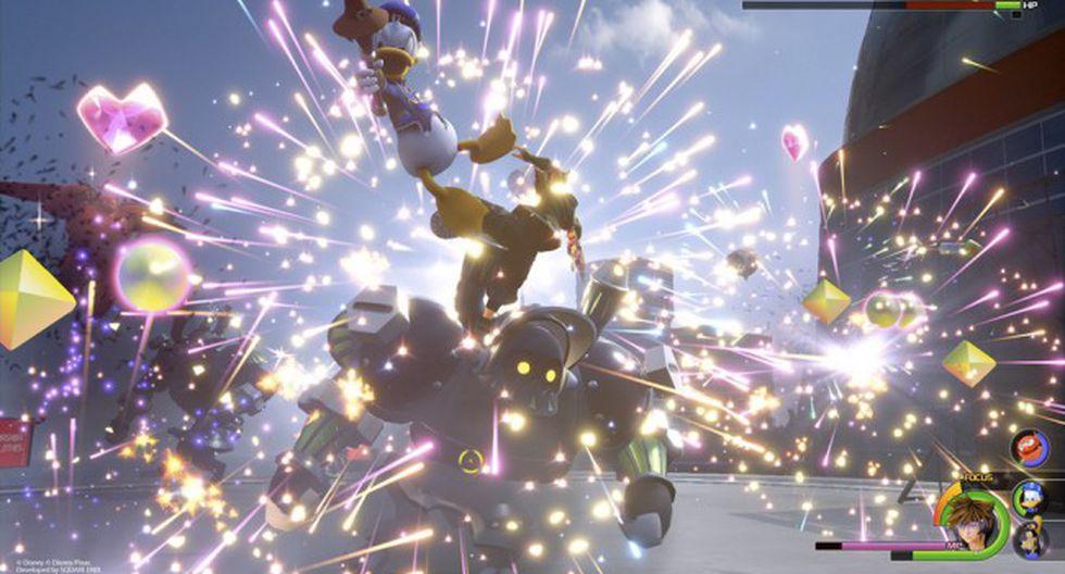 Square Enix ya ha lanzado Kingdom Hearts III a nivel mundial para PS4 y Xbox One.
