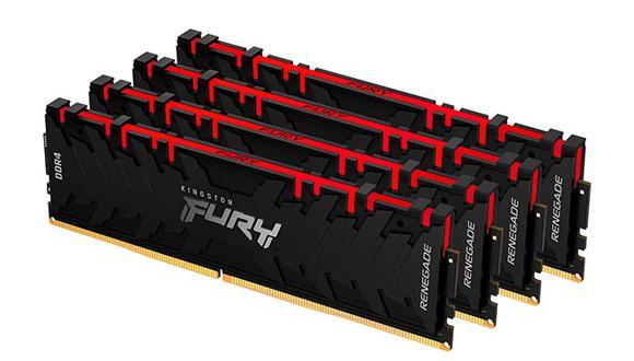 La marca presentó su nueva línea de memorias para computadora.