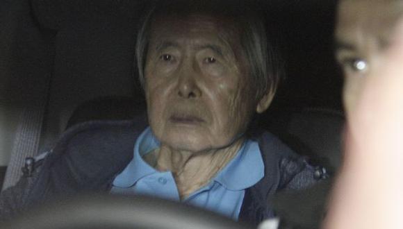 Alberto Fujimori, quien purgaba una condena a 25 años, fue indultado el 24 de diciembre.