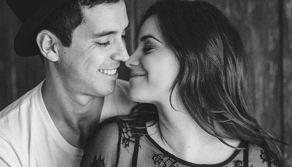 La pareja mantiene una sólida relación desde hace varios años. (Foto: @pazita)