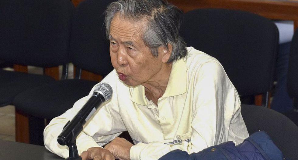 El ex presidente Alberto Fujimori recibió un indulto humanitario en diciembre del 2017 de manos de Pedro Pablo Kuczynski. (Foto: Difusión)