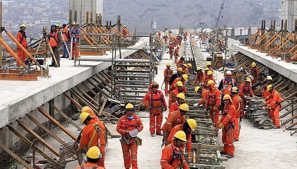 Para este año no se alcanzaría expansión del 15.5%, estimada por el BCR, advierte ComexPerú. El gremio pide al Gobierno que impulse proyectos por US$56,000 mllns. en la cartera minera. (Foto: El Comercio)