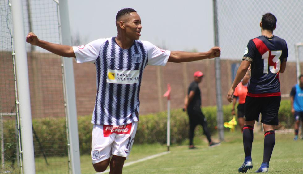 Alianza Lima venció 1-0 a Deportivo Municipal con gol de Miguel Cornejo. (Foto: Foro Aliancista)