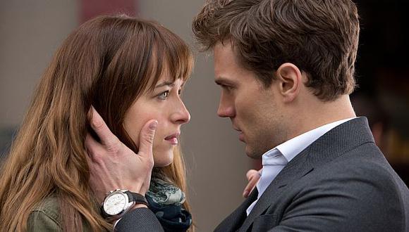 '50 sombras de Grey' somete a la taquilla de Estados Unidos. (AP)