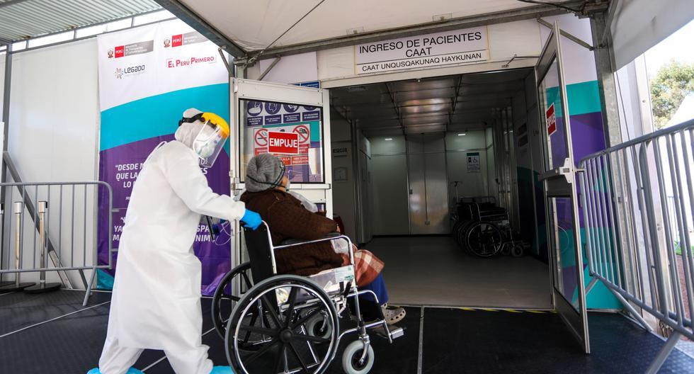Puno: Entra en funcionamiento centro de atención temporal para pacientes COVID-19 en Juliaca