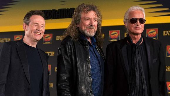 Led Zeppelin revelará sus orígenes en un documental en la Mostra. (Foto: AFP)