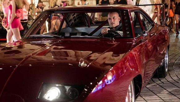 El Charger 1970 de Dominic Toretto incluye un motor Hemi que es bastante intimidante, con 9,4 litros, está reforzado por dos turbocompresores de 2000 caballos de fuerza (Foto: Universal Pictures)