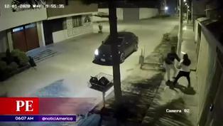 Vecinos San Martín de Porres denuncian constantes asaltos