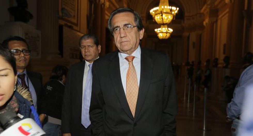 Jorge del Castillo es investigado por presunto peculado en el caso de su exasesora. (GEC)