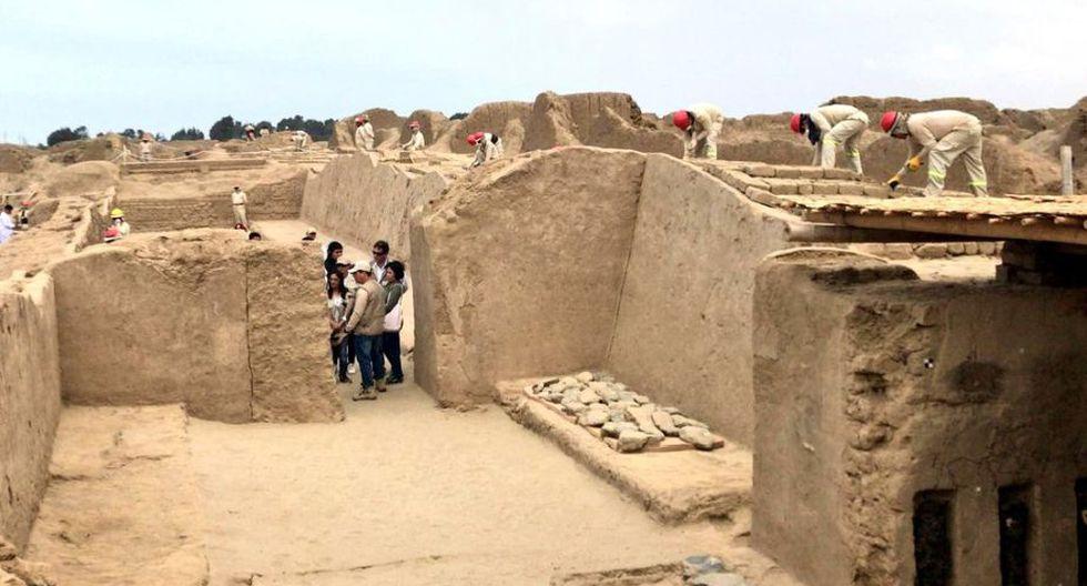 Exhortan a la ciudadanía a respetar y cuidar los sitios arqueológicos, museos y zonas históricas del país. (Foto: Ministerio de Cultura)