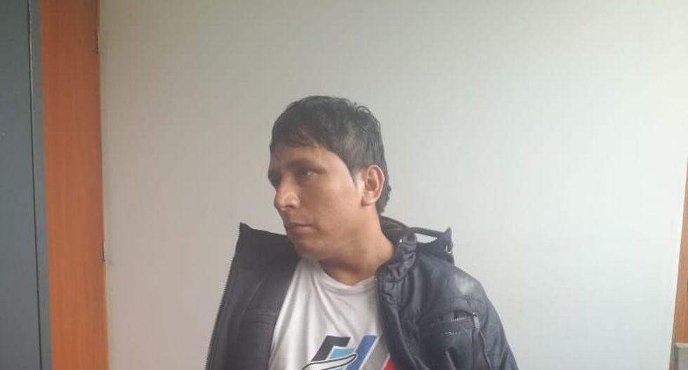Sin explicación alguna, Alan Galván confesó, pero fiscal lo dejó libre.