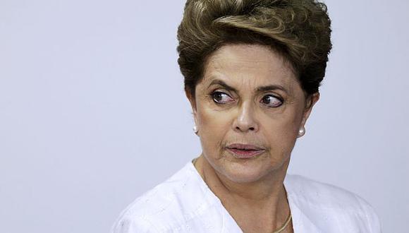 Dilma Rousseff se defenderá frente al Senado de Brasil. (AFP)