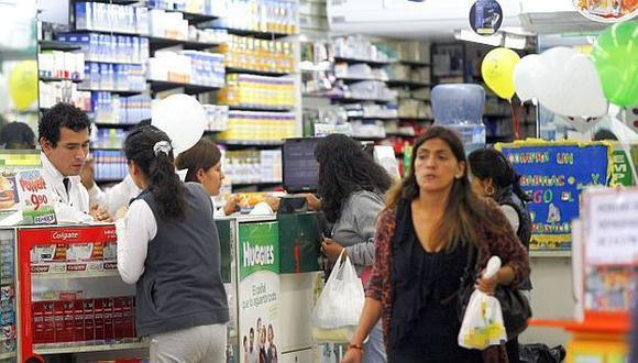 Chilena Cencosud vendió farmacias ubicadas en Wong y Metro a la cadena Mifarma. (El Comercio)