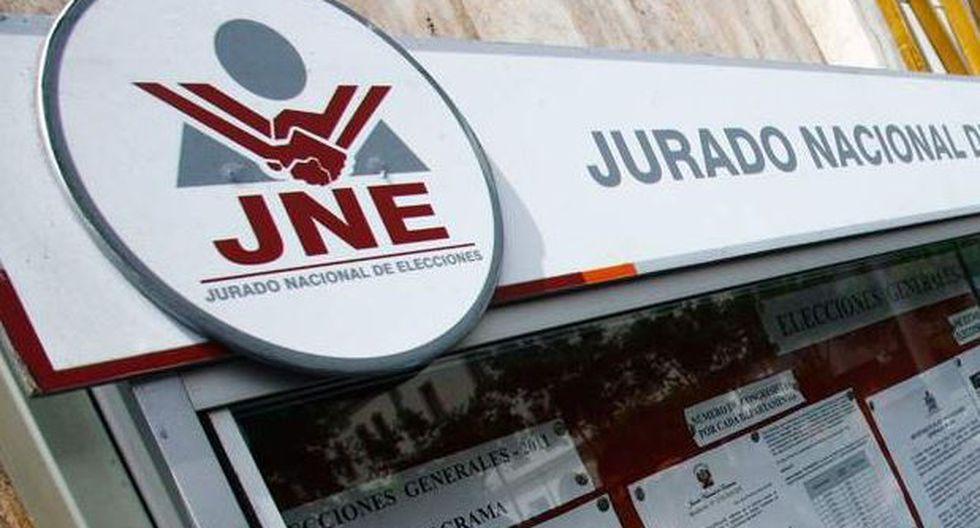 JNE tendrá la última palabra para decidir la continuidad en las elecciones del 2020 de los postulantes observados. Foto: GEC