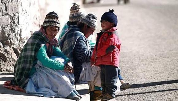 Los 16 distritos más pobres se encuentran en Cajamarca.